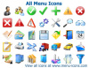 All Menu Icons 2011.2