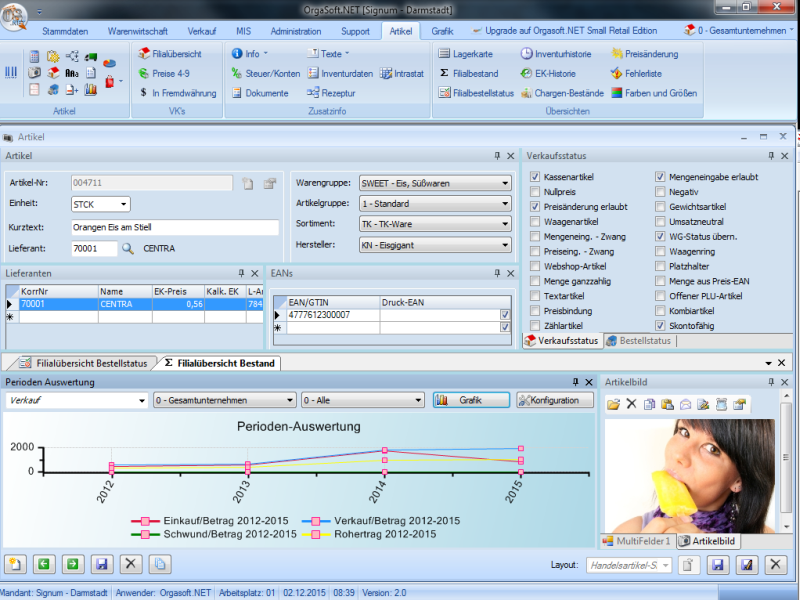 Orgasoftnet free bei freeware downloadcom for Küchenplaner software freeware download