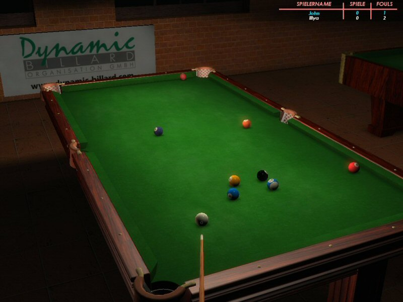 billard freeware