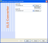 Advanced Excel Converter 1.55