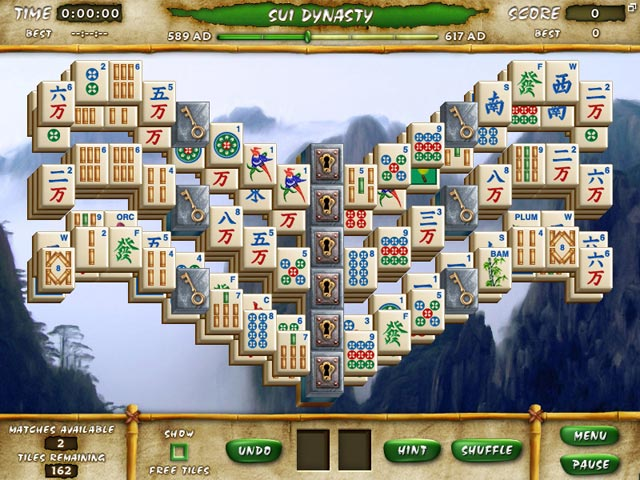 mahjong freeware download