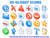 3D Glossy Icons 2011.2