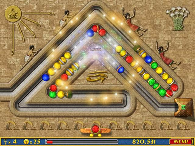 Luxor 1 Game Free Download