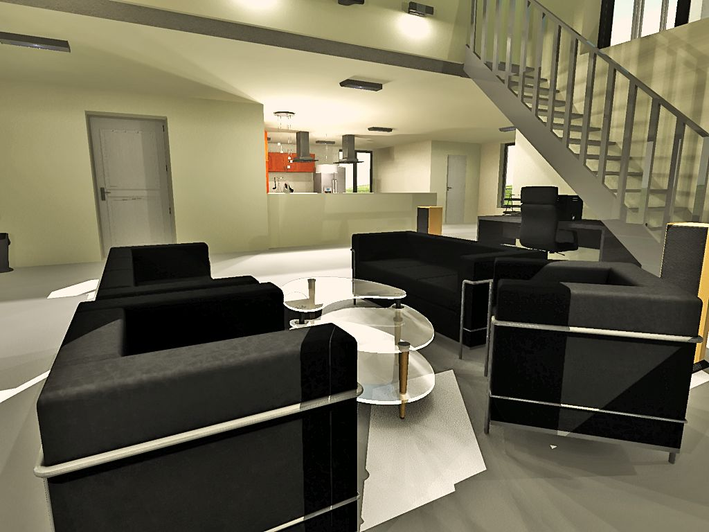 livecad 3d architektur bei freeware. Black Bedroom Furniture Sets. Home Design Ideas