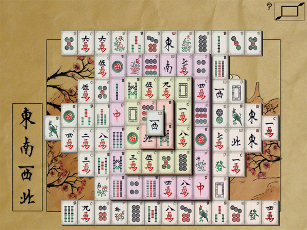mahjong freeware