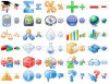 Science Toolbar Icons 2008.2