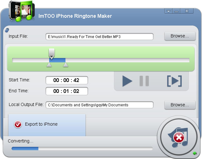 Download the latest version of Free MP3 Ringtone Maker